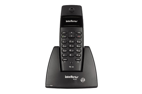Telefone sem Fio TS 40 ID Intelbras
