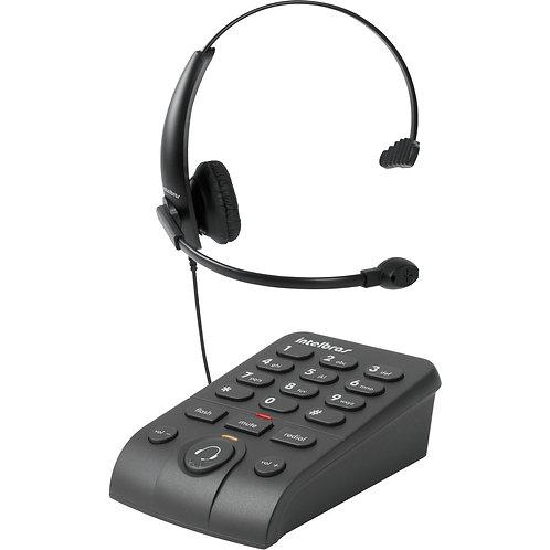 Telefone com Headset HSB50 Intelbras