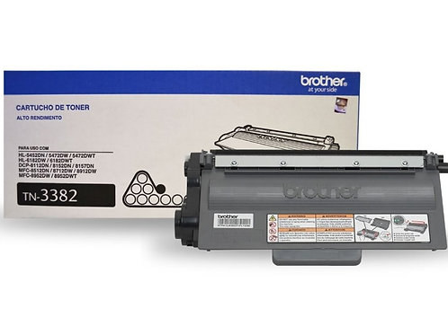 Toner Brother TN3382S/8157DW - Original