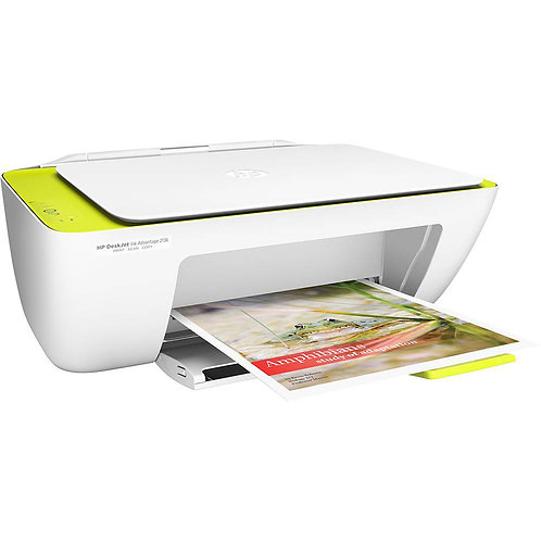 Multifuncional HP Deskjet Ink 2136