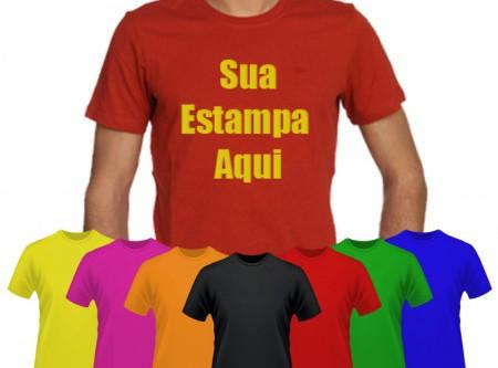 Camisetas Personalizadas - Sempre uma ótima opção!