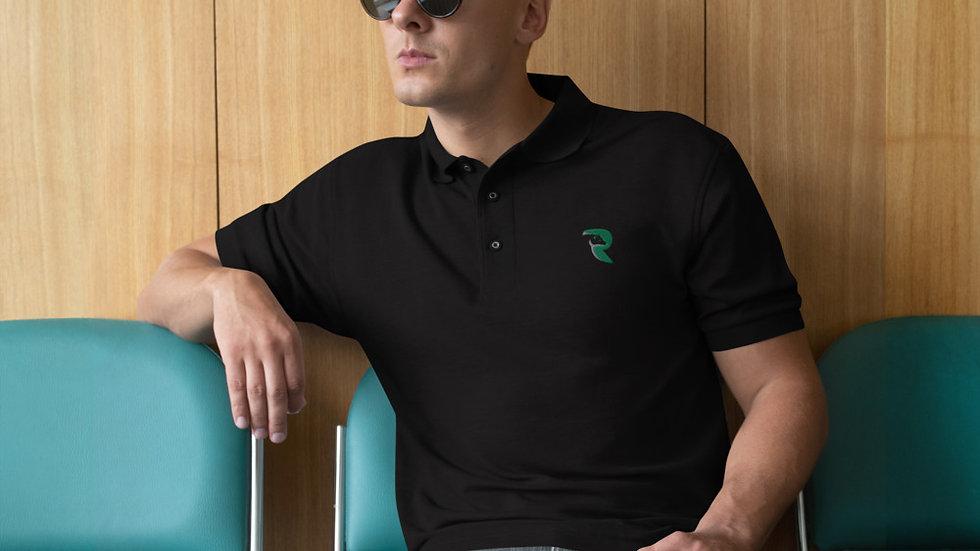 Roc-A-Bear Men's Premium Polo