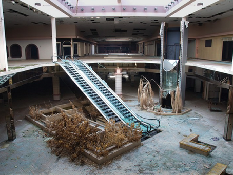 The Zombie Shopping Mall - Living or Dead?