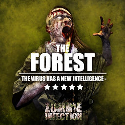 Zombie Experience The Forest