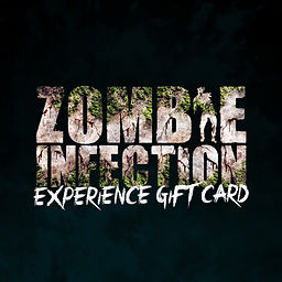 Zombie Experience Gift Card