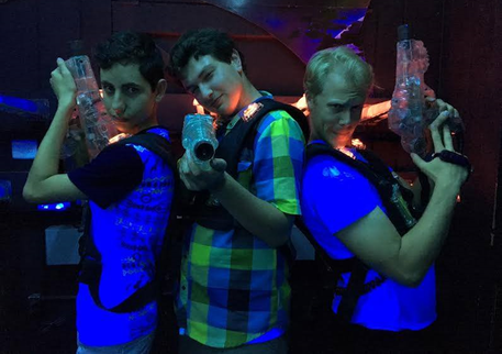 Action Territory - Laser Tag