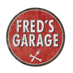 Fred's Garage
