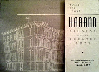 Harand Studio Brochure Cover (circa 1952