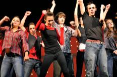 Broadway Rocks Pageant