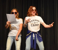 Harand Camp Skit