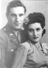 Sam Gaffin and Pearl Harand