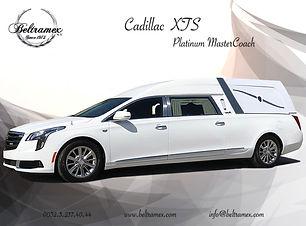 2018 Cadillac XTS Platinum MasterCoach W
