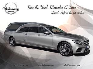 2018 2019 Mercedes E-Class Vito V-Class