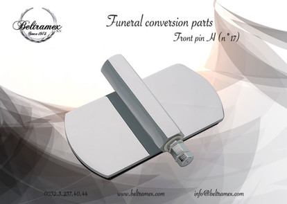 2018 2019 Funeral conversion replacement