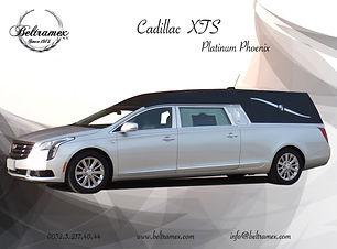2018_Cadillac_XTS_Platinum_Phoenix_silve