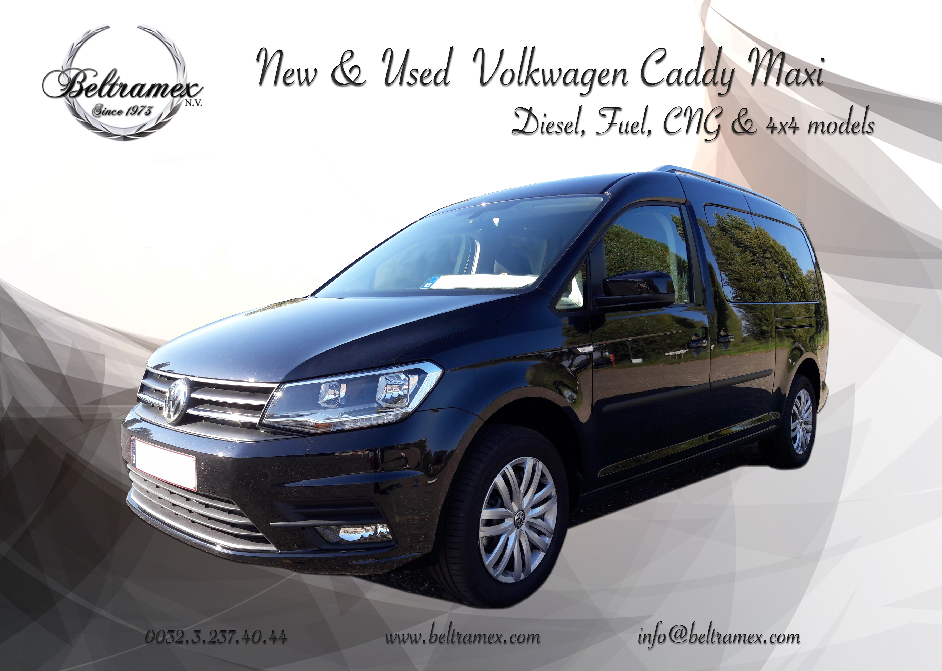 New And Pre Owned Volkswagen Caddy Maxi Funeral Van Funeral Car Hearse