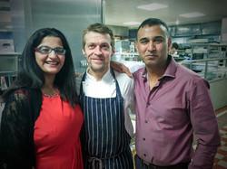 Michelin star chef Michael Wignall