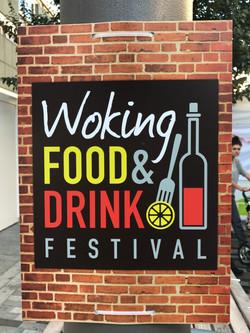 Woking food & drink