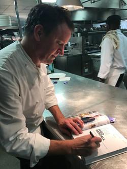 Michelin star chef Theo Randall