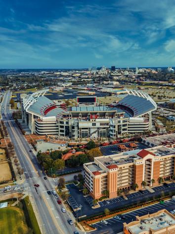 William Brice Stadium - Real Estate Photographer Columbia SC