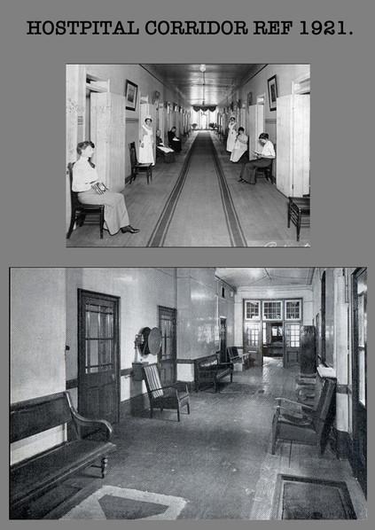 RESEARCH MOOD BOARD 1921