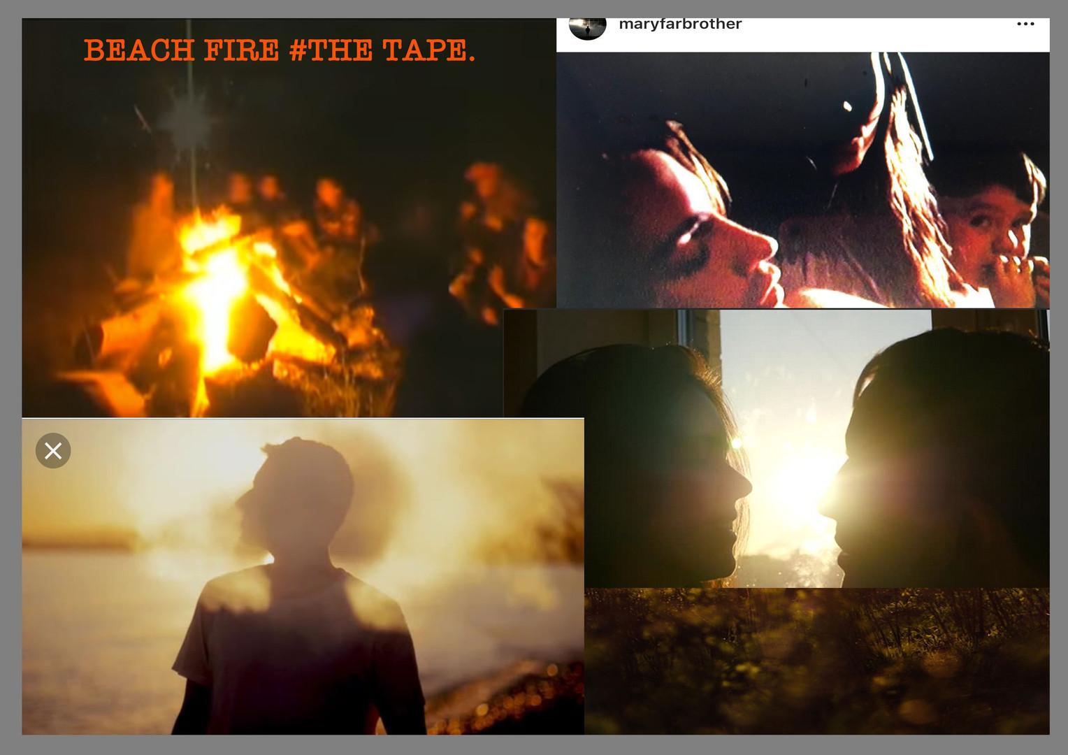 BEACH FIRE # THE TAPE.jpg