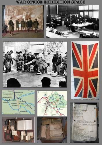 RESEARCH MOOD BOARD, THE TRENCH.