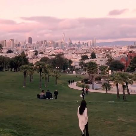 [여행지/캘리포니아 San Francisco/공원] Mission Dolores Park