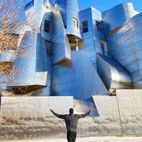 [여행지/미네소타 Minneapolis/미술관] Frederick R. Weisman Art Museum