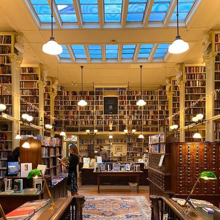 [여행지/로드아일랜드 Providence/도서관] The Providence Athenaeum