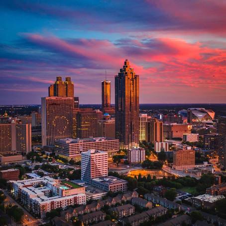 [여행지/조지아 Atlanta/풍경] Atlanta City View
