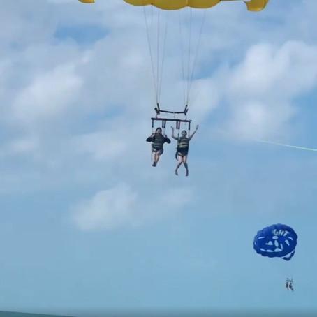 [여행지/플로리다 Key West/페러세일링] Parawest Parasail Key West
