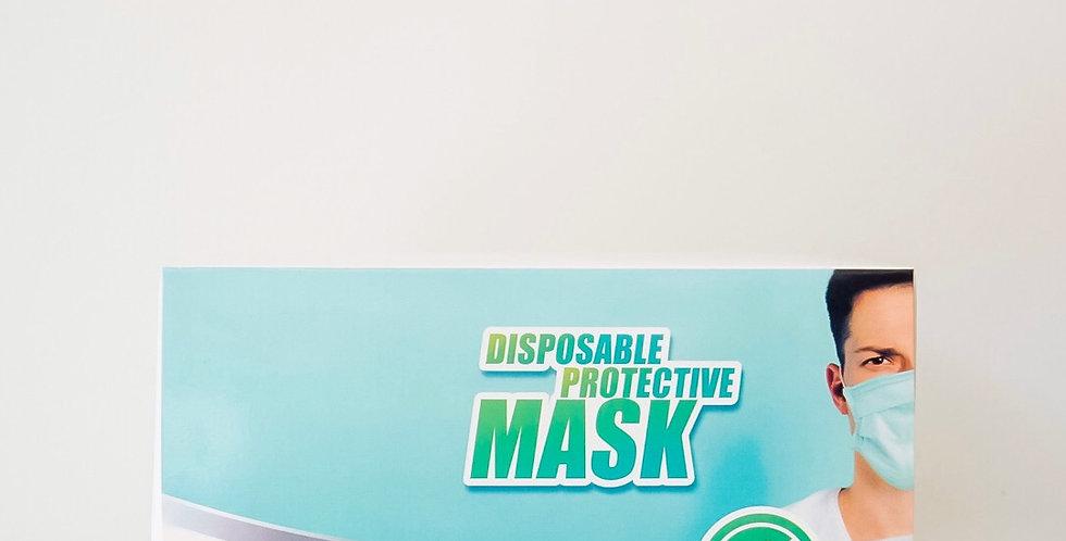 [ChocChoc] Disposable 3-ply Protective Face Mask (50pcs)