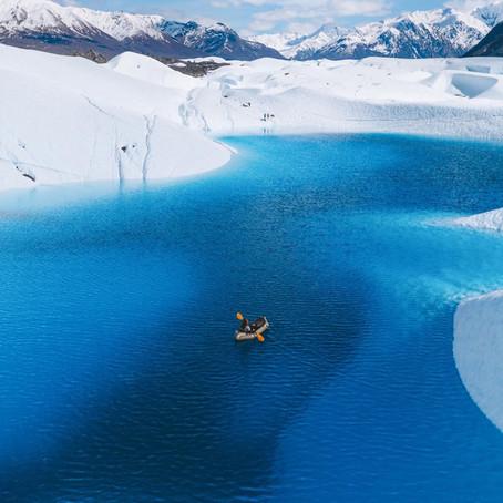 [여행지/알래스카 Sutton/빙산] Matanuska Glacier