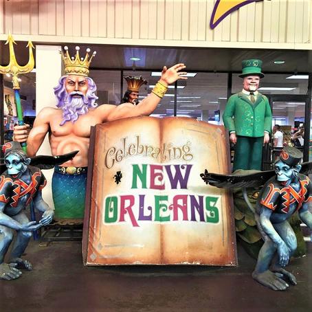 [여행지/Louisiana New Orleans/미술관] Mardi Gras World