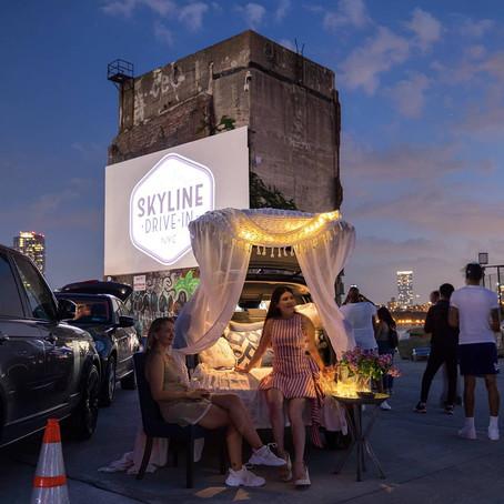 [여행지/뉴욕 Brooklyn/자동차 영화관] Skyline Drive-in