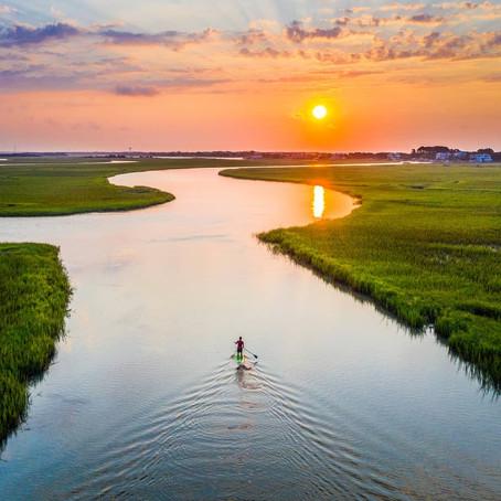 [여행지/사우스캐롤라이나 Charleston/카누] Canoe in Charleston Rivers
