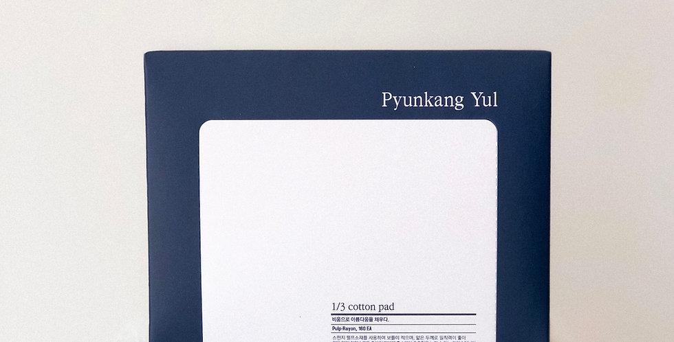 [PYUNKANG YUL] 1/3 Cotton Pad (160ea)
