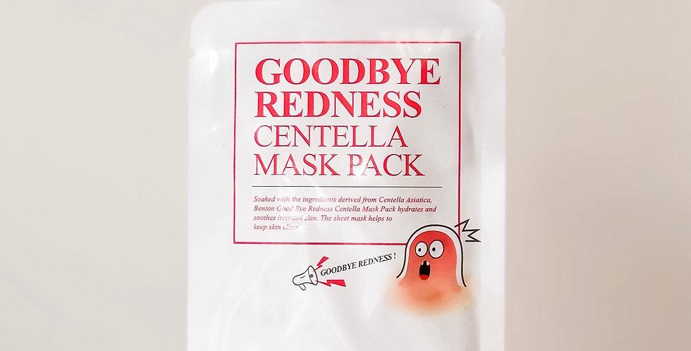 [BENTON] Goodbye Redness Centella Mask Pack