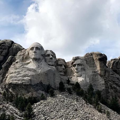 [여행지/사우스다코타 Keystone/관광지] Mount Rushmore National Memorial
