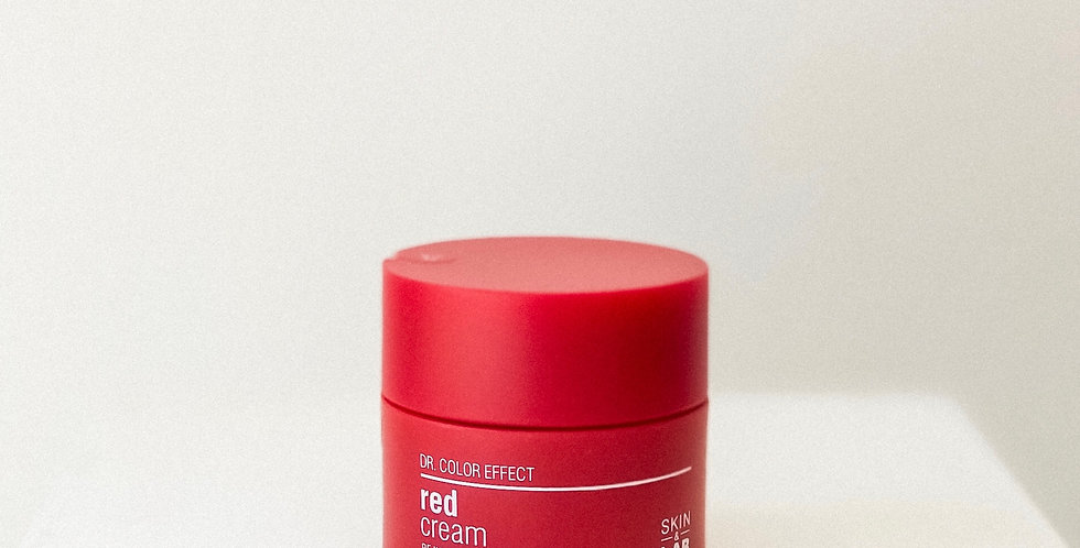 [Skin_Lab] Dr Color Effect Red Cream