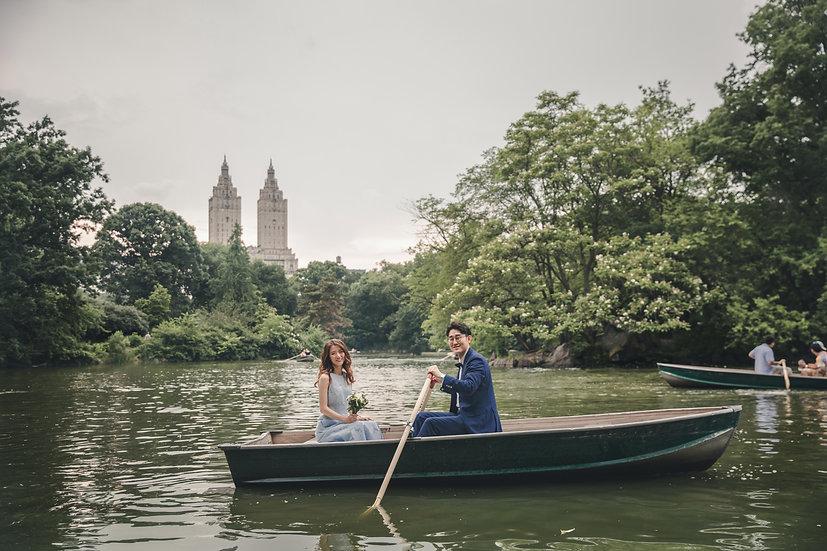 [스냅투어/뉴욕] 뉴요커가 사랑하는 센트럴파크에서 인생사진 남기기
