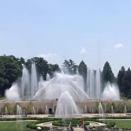 [여행지/펜실베니아 Kenneth Square/정원] Longwood Gardens