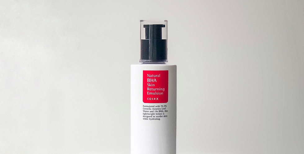 [COSRX] Natural BHA Skin Returning Emulsion