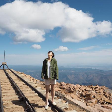[여행지/콜로라도 Pikes Peak/자연] Pikes Peak