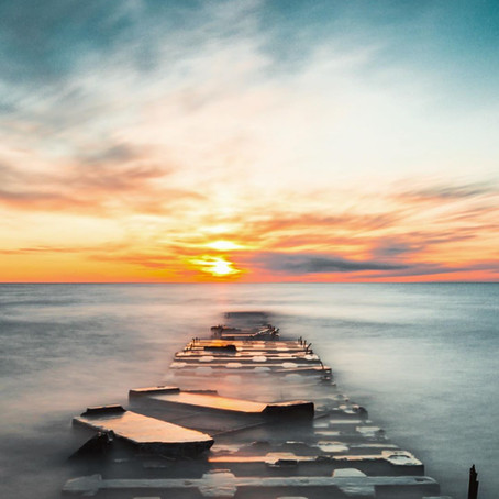 [여행지/위스콘신 Milwaukee/해변공원] Atwater Park