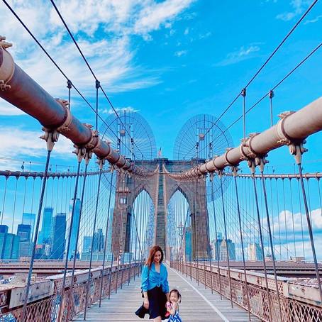 [여행지/뉴욕 Brooklyn/다리] Brooklyn Bridge