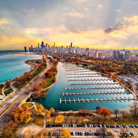 [여행지/일리노이 Chicago/부두] Diversey Yacht Club