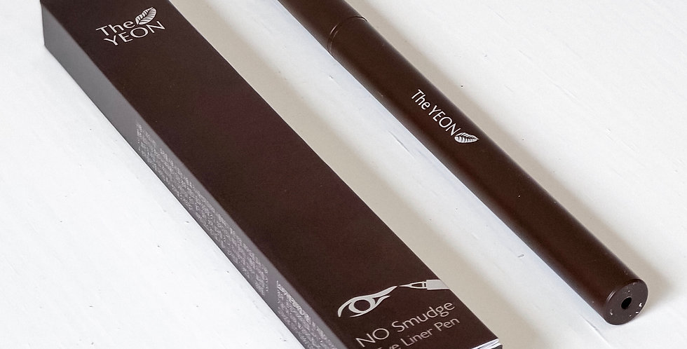 [THE YEON] No Smudge Eyeliner Pen #Brown