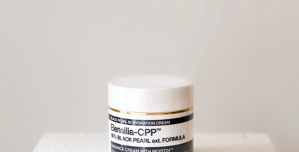 [ELENSILIA] CPP Black Pearl 80 Hydration Cream